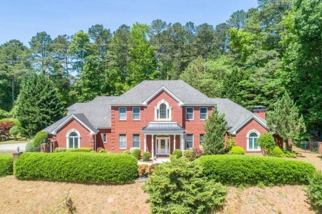 1806 Chedworth Lane, Stone Mountain, GA 30087 (MLS #6547080) :: Hollingsworth & Company Real Estate