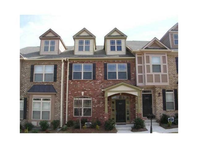 563 Ridge View Crossing, Woodstock, GA 30188 (MLS #6547135) :: Iconic Living Real Estate Professionals