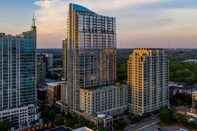 855 Peachtree Street NE #2201, Atlanta, GA 30308 (MLS #6547172) :: The Zac Team @ RE/MAX Metro Atlanta