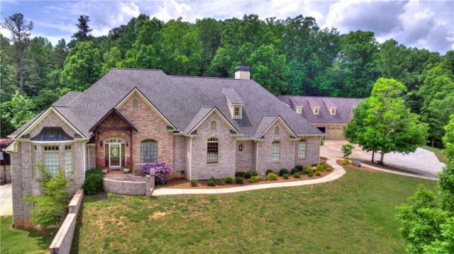 2115 Euharlee Road, Taylorsville, GA 30178 (MLS #6547192) :: Iconic Living Real Estate Professionals