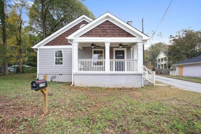 1154 Oakland Lane SW, Atlanta, GA 30310 (MLS #6547335) :: RE/MAX Paramount Properties