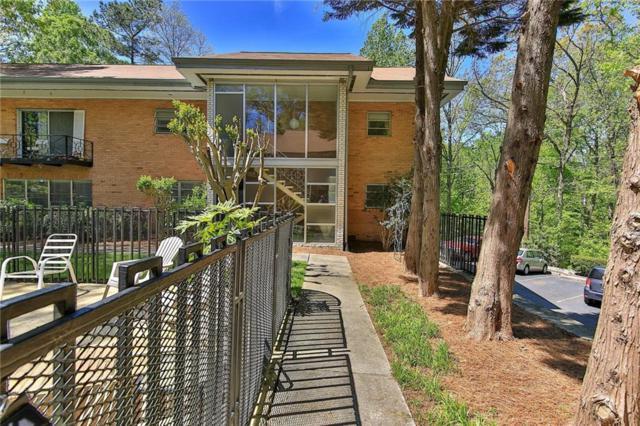 1230 Woodland Avenue NE #8, Atlanta, GA 30324 (MLS #6547410) :: The Heyl Group at Keller Williams