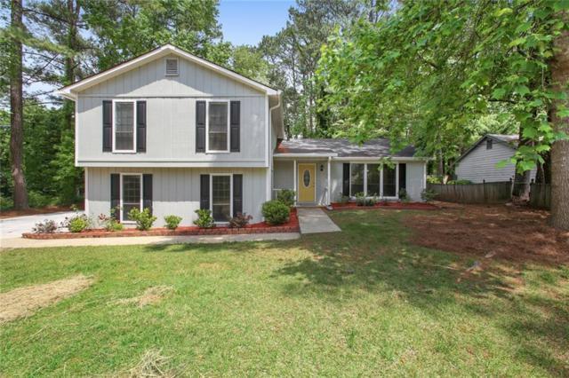 1071 Redan Trail Court, Stone Mountain, GA 30088 (MLS #6547411) :: RE/MAX Paramount Properties