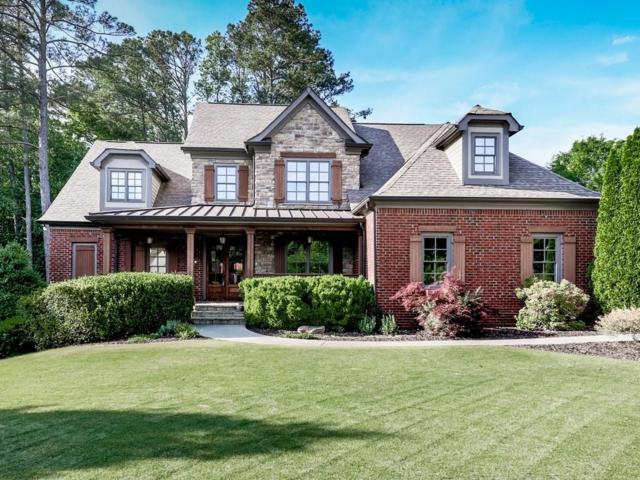 4055 Abbey Oaks Lane NW, Kennesaw, GA 30152 (MLS #6547566) :: Iconic Living Real Estate Professionals