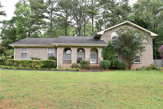 528 Old Tucker Road, Stone Mountain, GA 30087 (MLS #6547578) :: Iconic Living Real Estate Professionals