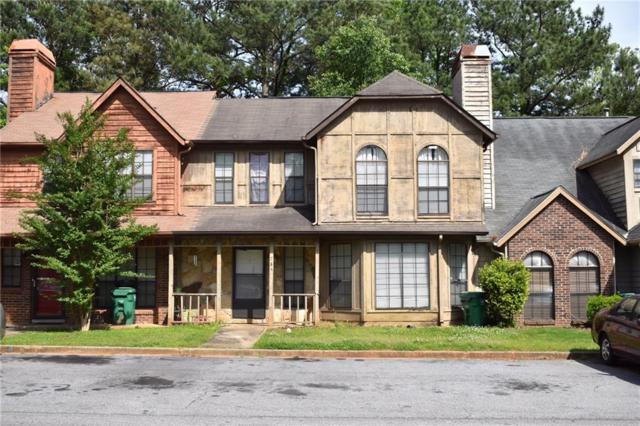 784 Heritage Oaks Drive, Stone Mountain, GA 30088 (MLS #6547607) :: RE/MAX Paramount Properties
