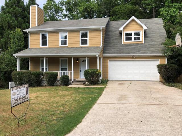 1201 Sweet Woods Drive, Lawrenceville, GA 30044 (MLS #6547616) :: RE/MAX Paramount Properties