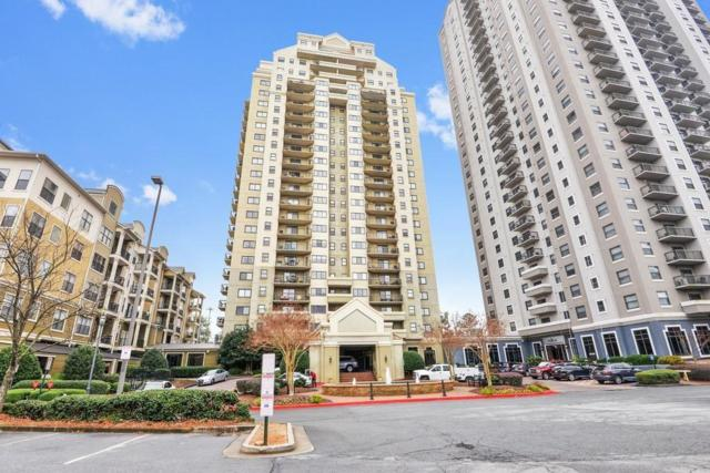 795 Hammond Drive #1605, Atlanta, GA 30328 (MLS #6547655) :: RE/MAX Paramount Properties