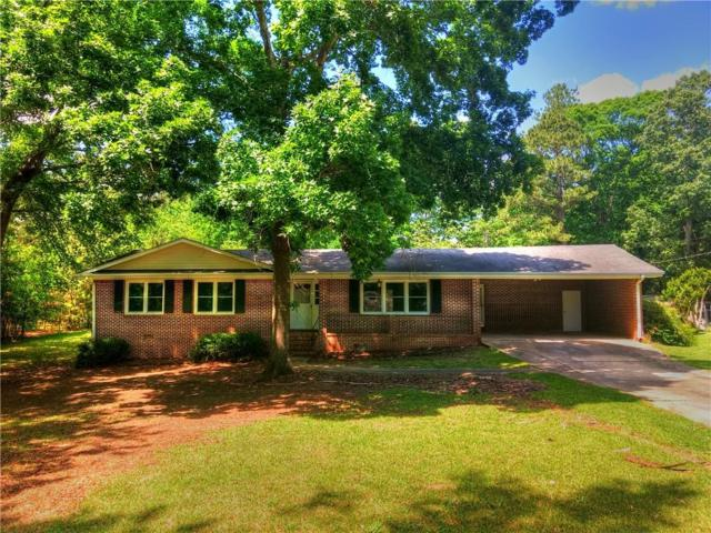123 Millwood Drive, Griffin, GA 30224 (MLS #6547729) :: The Zac Team @ RE/MAX Metro Atlanta
