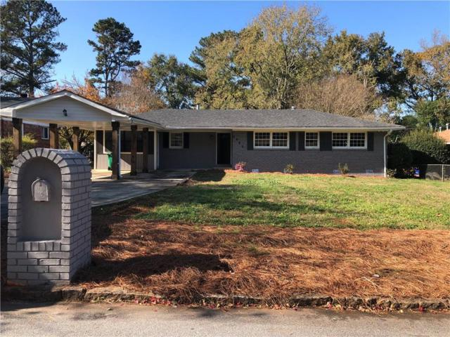 3680 Brookcrest Circle, Decatur, GA 30032 (MLS #6547819) :: The Zac Team @ RE/MAX Metro Atlanta
