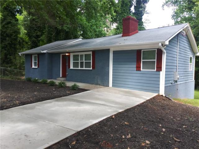 2874 SW Waters Road SW, Atlanta, GA 30354 (MLS #6548050) :: RE/MAX Paramount Properties