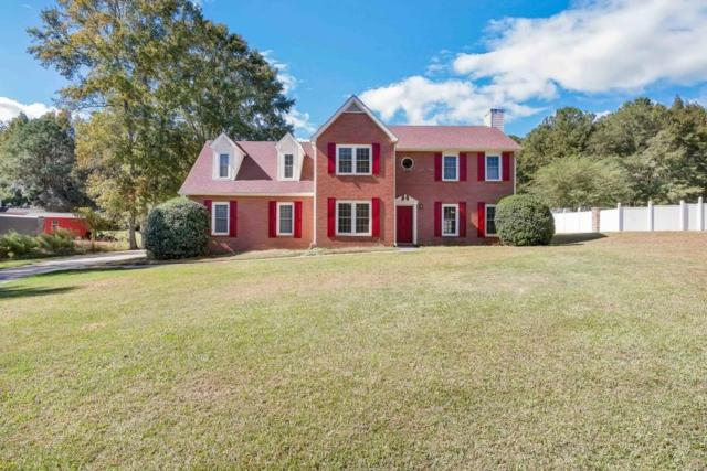 130 Fairfield Circle, Fayetteville, GA 30214 (MLS #6548126) :: RE/MAX Paramount Properties