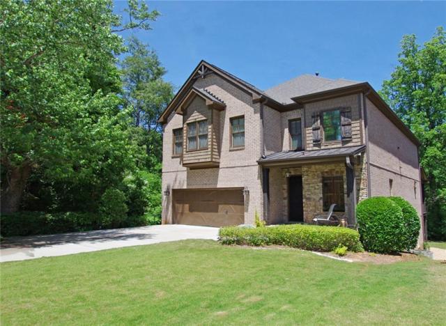 1260 Kendrick Road NE, Brookhaven, GA 30319 (MLS #6548154) :: Hollingsworth & Company Real Estate