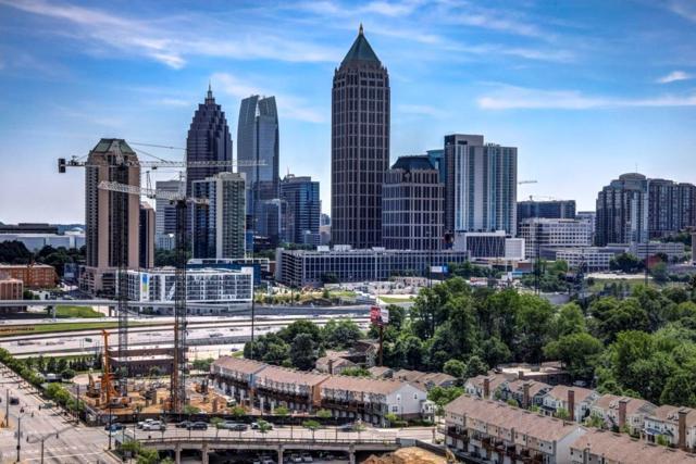 361 17th Street #1401, Atlanta, GA 30363 (MLS #6548242) :: The Zac Team @ RE/MAX Metro Atlanta