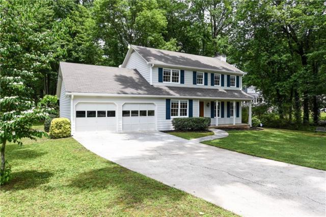 2743 Holly Ridge Circle, Marietta, GA 30062 (MLS #6548335) :: RE/MAX Paramount Properties