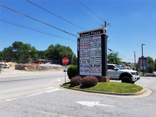 5953 Buford Highway NE #104, Atlanta, GA 30340 (MLS #6548457) :: Hollingsworth & Company Real Estate