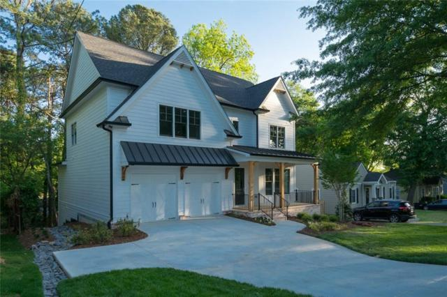 1899 Dresden Drive NE, Brookhaven, GA 30319 (MLS #6548703) :: The Zac Team @ RE/MAX Metro Atlanta