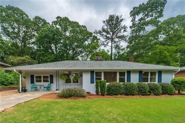 2309 Freydale Road SE, Marietta, GA 30067 (MLS #6548716) :: RE/MAX Paramount Properties