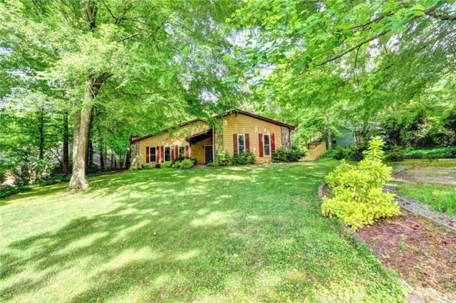 4371 S Berkeley Lake Road NW, Berkeley Lake, GA 30096 (MLS #6548724) :: Rock River Realty