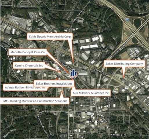 145 Marble Mill Road NW, Marietta, GA 30060 (MLS #6548869) :: RE/MAX Paramount Properties