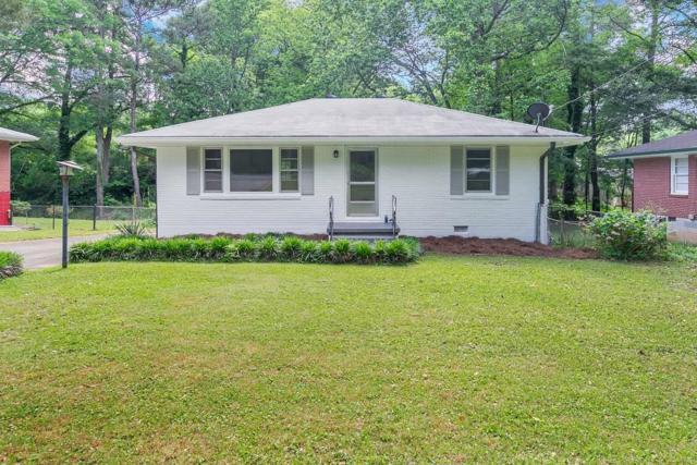 161 Herbert Drive SE, Marietta, GA 30067 (MLS #6549106) :: The Zac Team @ RE/MAX Metro Atlanta