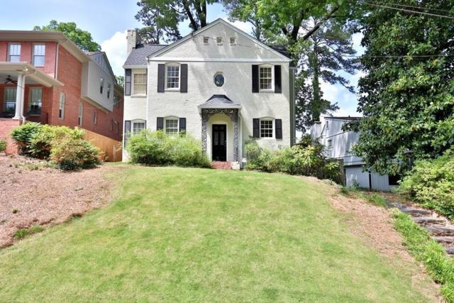262 Peachtree Way NE, Atlanta, GA 30305 (MLS #6549134) :: RE/MAX Paramount Properties