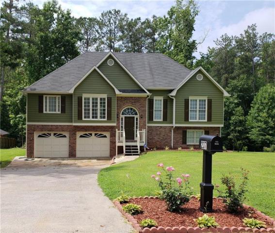 237 Viola Drive, Dallas, GA 30157 (MLS #6549252) :: RE/MAX Paramount Properties