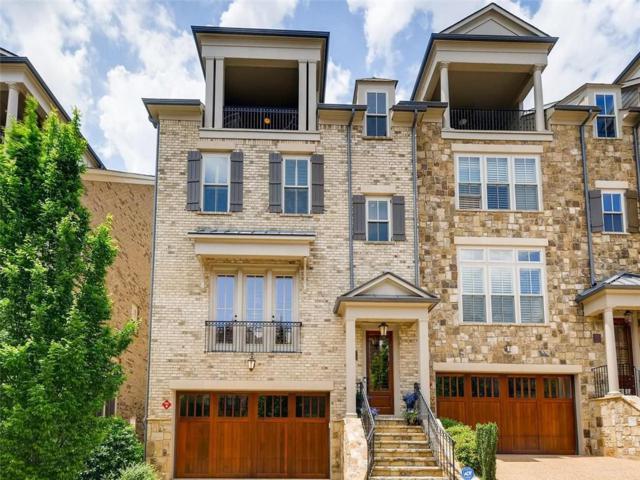 3860 Paces Lookout Drive SE #12, Atlanta, GA 30339 (MLS #6549382) :: Iconic Living Real Estate Professionals