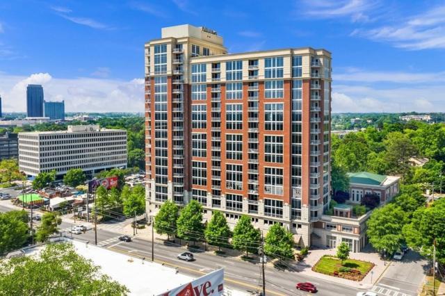 1820 Peachtree Street NW #911, Atlanta, GA 30309 (MLS #6549404) :: RE/MAX Paramount Properties