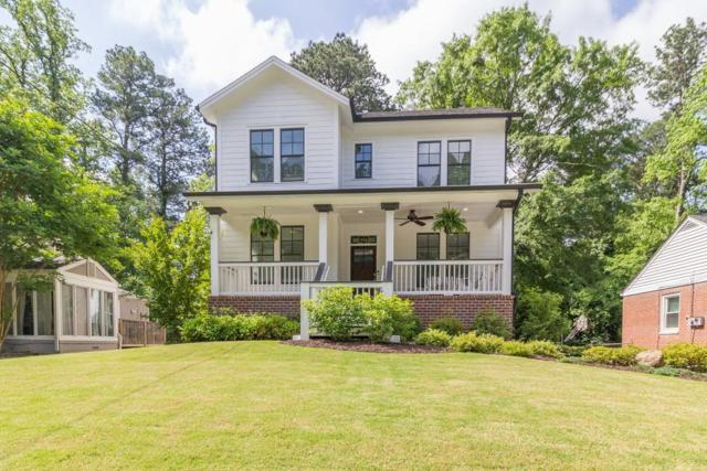 433 Wimbledon Road NE, Atlanta, GA 30324 (MLS #6549441) :: The Zac Team @ RE/MAX Metro Atlanta