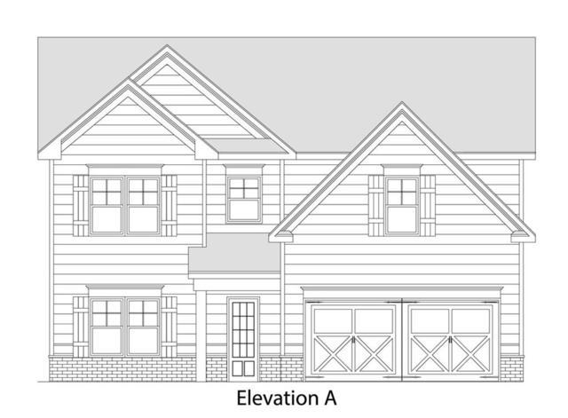 223 Evergreen Way, Loganville, GA 30052 (MLS #6549469) :: Charlie Ballard Real Estate