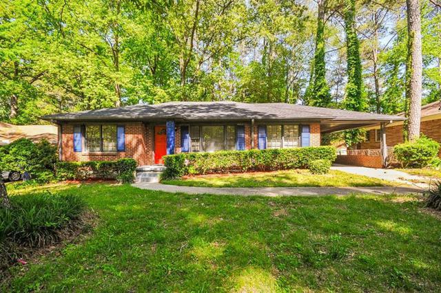 1820 Windsor Drive SW, Atlanta, GA 30311 (MLS #6549511) :: Iconic Living Real Estate Professionals