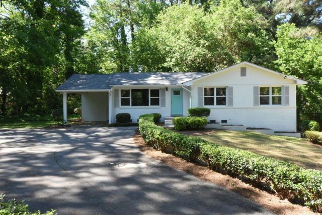 2201 Meadowlane Drive SW, Atlanta, GA 30311 (MLS #6549543) :: Iconic Living Real Estate Professionals