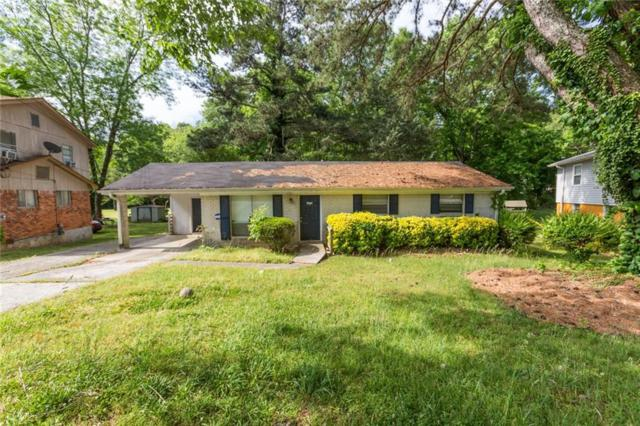 3578 Sherbrooke Way SW, Atlanta, GA 30331 (MLS #6549567) :: Iconic Living Real Estate Professionals