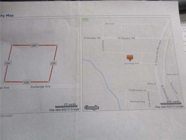 2992 Exchange Avenue, Scottdale, GA 30079 (MLS #6549602) :: The Heyl Group at Keller Williams