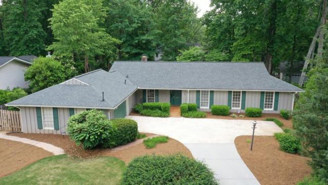 2293 Kings Point Drive, Dunwoody, GA 30338 (MLS #6549722) :: North Atlanta Home Team