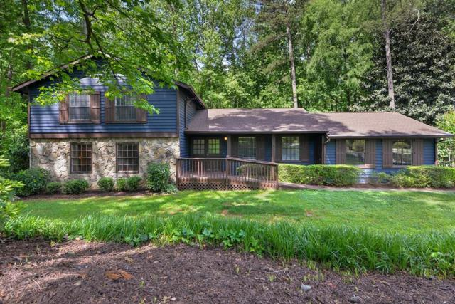 9650 Pine Thicket Way, Roswell, GA 30075 (MLS #6549927) :: North Atlanta Home Team