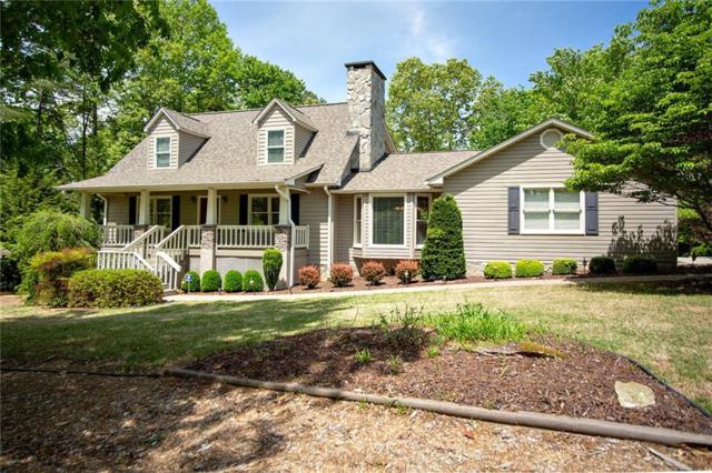 885 Shenendoa Drive, Ellijay, GA 30540 (MLS #6549940) :: Hollingsworth & Company Real Estate