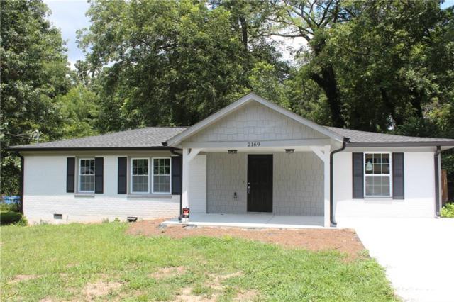 2169 Wingate Street SW, Atlanta, GA 30310 (MLS #6549947) :: RE/MAX Paramount Properties