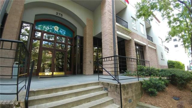 275 13th Street NE #505, Atlanta, GA 30309 (MLS #6549985) :: The Zac Team @ RE/MAX Metro Atlanta