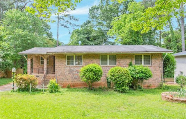 2537 Brentwood Court, Decatur, GA 30032 (MLS #6549998) :: RE/MAX Paramount Properties