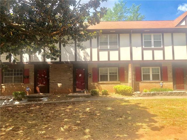 1375 Kingsgate Drive, Stone Mountain, GA 30083 (MLS #6550207) :: RE/MAX Paramount Properties