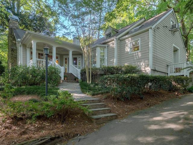 3776 Powers Ferry Road NW, Atlanta, GA 30342 (MLS #6550215) :: Dillard and Company Realty Group