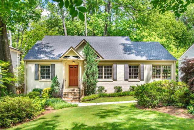 927 Derrydown Way, Decatur, GA 30030 (MLS #6550251) :: Iconic Living Real Estate Professionals