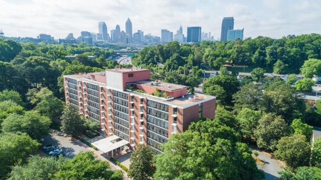 130 26th Street NW #711, Atlanta, GA 30309 (MLS #6550286) :: The Zac Team @ RE/MAX Metro Atlanta