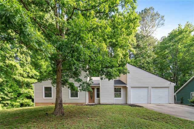 222 Station Lane NW, Kennesaw, GA 30144 (MLS #6550306) :: RE/MAX Paramount Properties