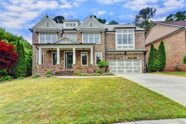 3601 Lake Mcginnis Drive, Suwanee, GA 30024 (MLS #6550518) :: RE/MAX Paramount Properties