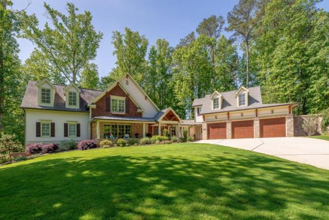 3641 Ridgewater Trail, Marietta, GA 30068 (MLS #6550589) :: RE/MAX Prestige