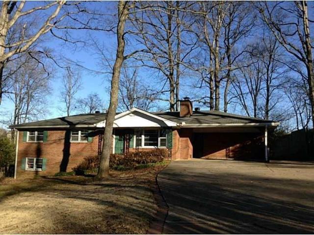3529 Greenway Drive, Marietta, GA 30008 (MLS #6550598) :: North Atlanta Home Team