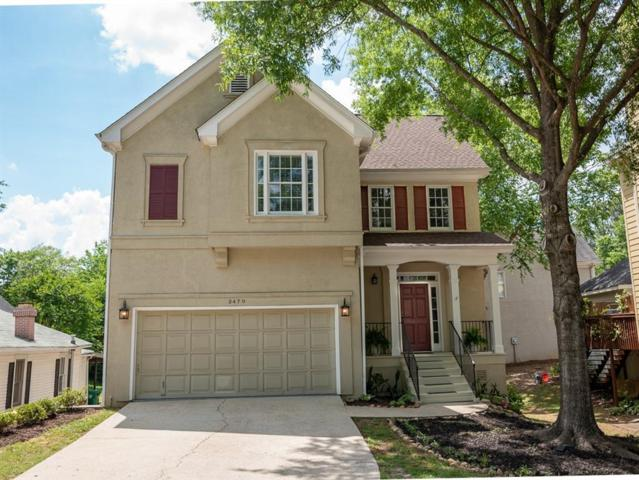 2470 Applachee Drive NE, Brookhaven, GA 30319 (MLS #6550655) :: The Zac Team @ RE/MAX Metro Atlanta